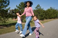 Playing With Your Children Will Be A Huge Aid In Your Weight Loss Process
