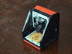 Make this 3D Printed Laser Engraver for Just $20 http://3dprint.com/79856/diy-3d-printed-laser-engraver/
