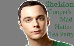 Sheldon Cooper's Mad Hatter Tea Party tea. Part of the Big Bang Theory fandom.