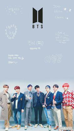 "BTS 💕😍💕 ""Army thank you for being our wings"" / My edit :) Namjoon, Seokjin, Taehyung, Bts Boys, Bts Bangtan Boy, Jimin, Army Wallpaper, Bts Wallpaper, Bts Signatures"