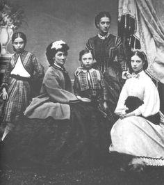 1867 Danish Royal Family