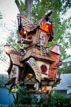 12 incredible and inspiring birdhouse ideas - Saga