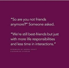 We're still best friends with less time for interactions And will be till the last breath and after too👭 Best Friend Love Quotes, Meant To Be Quotes, Besties Quotes, Bae Quotes, Attitude Quotes, Bffs, Daily Writing Prompts, Tiny Stories, Best Friendship Quotes