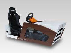 RACE-STAR - driving simulators, sport seats, SPARCO, RECARO-ConverTTable, Recaro,GT3RS,ClubSport,Butt Shaker