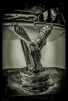 Rolls Royce Mono Spirit #photography