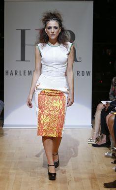 Harlem's Fashion Row #mbfw #nyfw