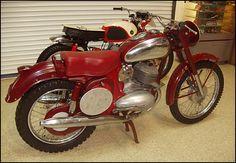 1961 Jawa 350 Scrambler