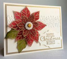 Joyous Christmas Card  Stampin' Up!