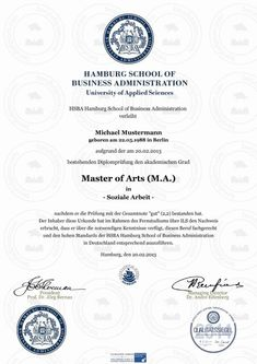 Free Printable Certificate Templates, Certificate Format, Certificate Design Template, Card Templates, Bachelor Of Arts, University Of Applied Sciences, Credit Card Images, Driver License Online, Passport Online