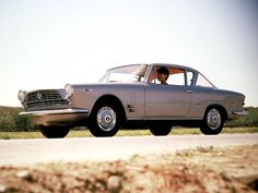1961 FIAT 2300Coupe  Classic