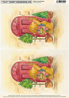להתמקח 3D מגזרת נייר, Die Cut, צעד אחר צעד או קלאסי (1/8) - קרפט יצירות באינטרנט