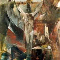 paintings of the stations of the cross - Google Search