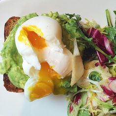 The Upsider. Look at this brunch! Omg!