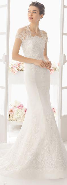 Vestidos de noiva - Coleção 2016 - Aire Barcelona.