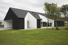 Sinus House | Denmark | designed by CEBRA | photo by Kaj Lergaard