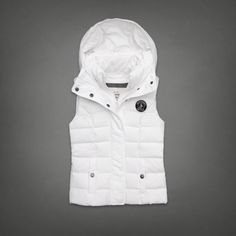 Down Vest | Abercrombie.com | Check out our Pin To Win Challenge at http://on.fb.me/UfLuQd