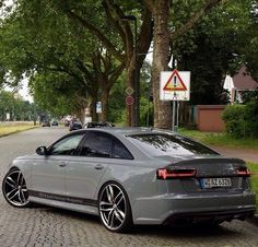 One Of One Audi RS6 C6 Sedan
