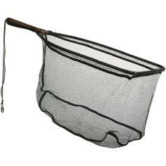 "9"" X 20"" RECTANGLE TROUT NET 8"" FIXED RUBBER HANDLE - Trout Nets - Nets Frabill Store"