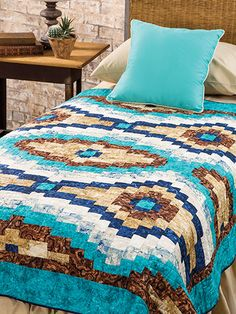 Sonoran Sands Like the colors | Quilts, Quilts, Quilts | Pinterest ... : native american quilt block patterns - Adamdwight.com