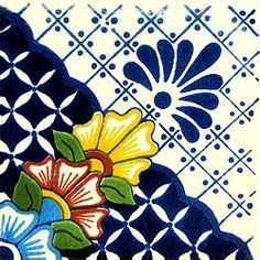 Infuse the spirit of the Southwest into your home with these beautifully handcrafted Talavera tiles! An eye-catching accent in kitchens and baths, decorative ceramic tiles are also perfect for covering the risers on a staircase or the walls of a patio. Left-over tiles make excellent coasters and trivets. Buy by the box and save 20 percent! Hand made in Mexico.