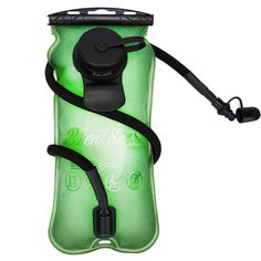 Baen Sendi Hydration Bladder 3 Liter//100 oz - Water Bladder for Hydration pack (Green, 3 L /100 oz) ** This is an Amazon Affiliate link. To view further for this item, visit the image link.