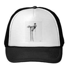Tree Surgeon Arborist Forester Trucker Hat
