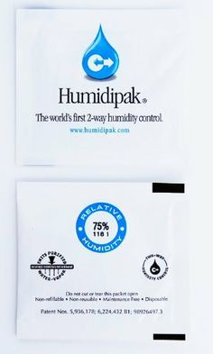 Boveda Medium Humidipak 75% 100 Pack by Boveda. $90.00. Guaranteed constant level of humidity. Lasts 3 months in most humidors.  In ideal air tight conditions Boveda packs work for longer then one year.. Individually packaged includes Instruction card, and Medium Boveda 75% pouch contains 8g of moisture control gel.. Excellent storage for: herb, tobacco, brown sugar, meat jerky, dried fruit, tea, curing meat, wedding dress & other garments.. 2-way humidity control, accuracy of +/...