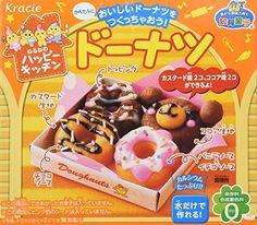 Kracie Popin' Cookin' kit soft donuts DIY candy Kracie http://www.amazon.com/dp/B008CYW1RG/ref=cm_sw_r_pi_dp_uxn-vb0MHP4TV