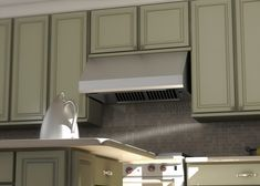 ZLINE 30 in. 1200 CFM Under Cabinet Range Hood in stainless steel (433-30) has a modern design and built-to-last quality that would make it a great addition to any home or kitchen remodel. This hood's high-performance 4-speed motor will provide all the power you need to quietly and efficiently ventilate your kitchen.