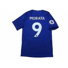 Chelsea 2017-2018 Home Shirt  9 Morata Premier League Patch Badge w tags dc581b7e6