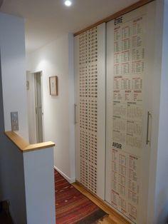 Papier Peint Decorer Des Portes De Placard This Is Great Room