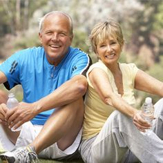 How to get fit after 50: Get fit and energized, no matter what your age with #exercise tips from celebrity trainer Joel Harper.   #active #aging #getfit