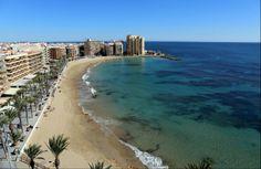 Playa del Cura, foto de Joaquín Carrión