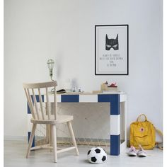 Comprar football desk online Football, Magazine Rack, Nursery, Desk, Cabinet, Storage, Furniture, Home Decor, Online Shopping