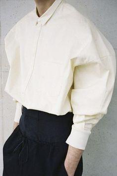 Always Trending: Romantic, Gibson Girl blouse