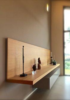 Living Tv, Corridor Design, Diy Home Decor, Room Decor, Shelf Design, Wooden Decor, Home And Deco, Dream Rooms, Interior Design Inspiration