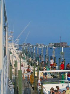 "The Docks, Destin, Florida..... there is no telling how much of my life has been spent ""down at the docks"""
