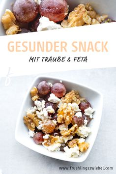Gesunder Snack mit Feta - New Ideas New Recipes, Healthy Recipes, Healthy Food, Food Humor, Funny Food, Morning Light, Health Problems, Food Inspiration, Clean Eating