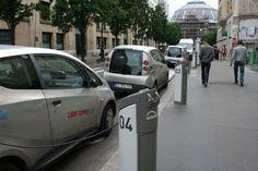 Autolib in Paris