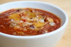 Slow Cooker Chicken Chili 4 pts. for 1 3/4 cup .. makes 10 servings which is great for meal prep