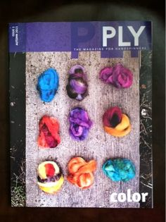 Math4Knitters: Ply Magazine is awesome and I'm sorry that I missed the first issue.