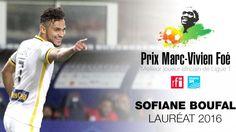 le Marocain Sofiane Boufal sacré joueur africain de l'année en L1