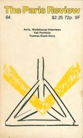 I want this old issue of the Paris Review from 1975.