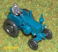 "Lanz ""Bulldog""-Traktor (Wiking 880) H0"