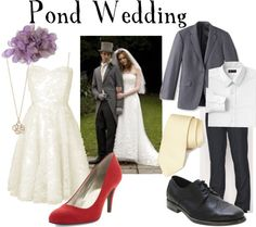 """""""Pond Wedding"""" by companionclothes ❤ liked on Polyvore"""