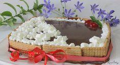Tarta de galletas y chocolate, Julia y sus recetas