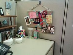 Cubicle Decoration Ideas while i'm here: cubicles suck a makeover | office space