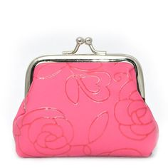 Exquisite Lemon Credit Cards Buckle Coin Purse For Womens