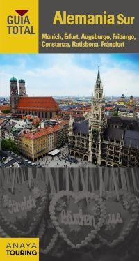 """""""Alemania Sur"""" La información más completa y actual: Múnich y Baviera,la Selva Negra, Renania-Palatinado... La primera parte informa acerca de los Länder del sur, describiendo los pueblos y ciudades, monumentos y espacios naturales más interesantes, y las rutas más atractivas para recorrerlos. La segunda, titulada """"A vista de pájaro"""", consiste en un recorrido panorámico por la geografía, la historia, el arte. .. """"Informaciones prácticas"""" de gran interés.  Signatura: GUI EUR ale 23/3/2015"""