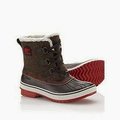 Horse Country Chic: Sorel Boots